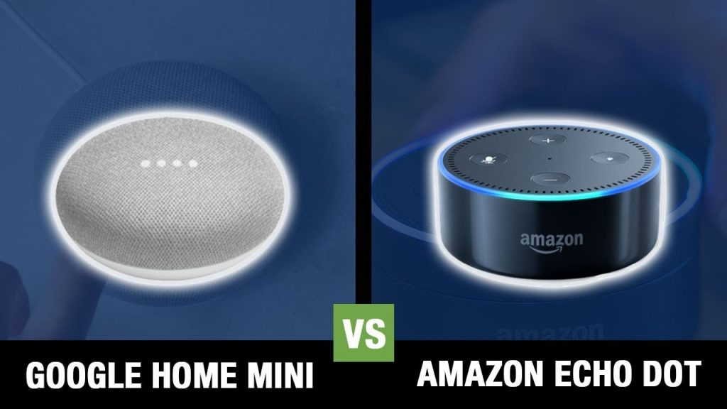 Amazon Alexa competitors