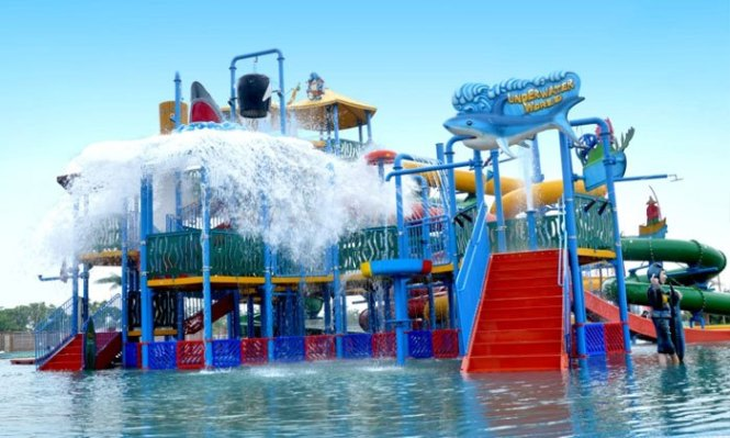 best water park in India World of Wonder (WoW), Noida