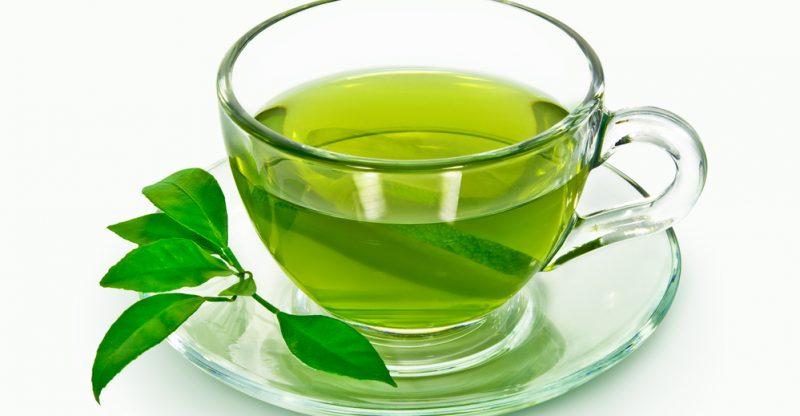 healthy summer tea Green tea