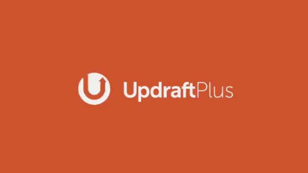Best plugin- updraftplus