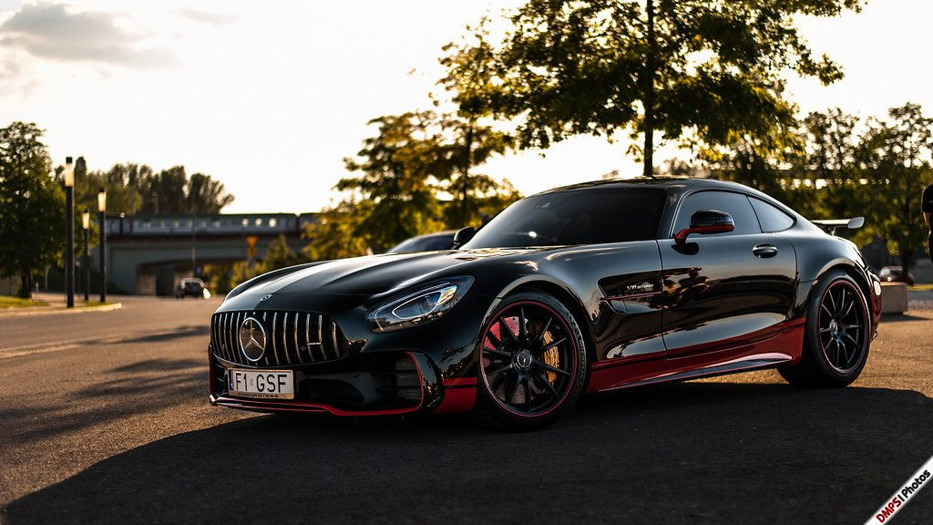 Mercedes-AMG GT and GT R