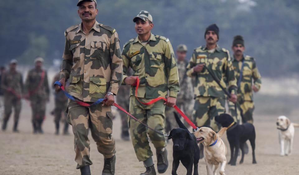 BSF dog training center (1)