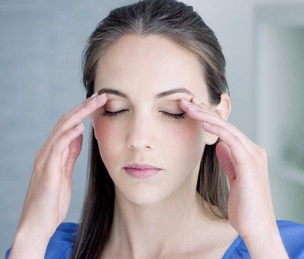 Massage Your Eyes