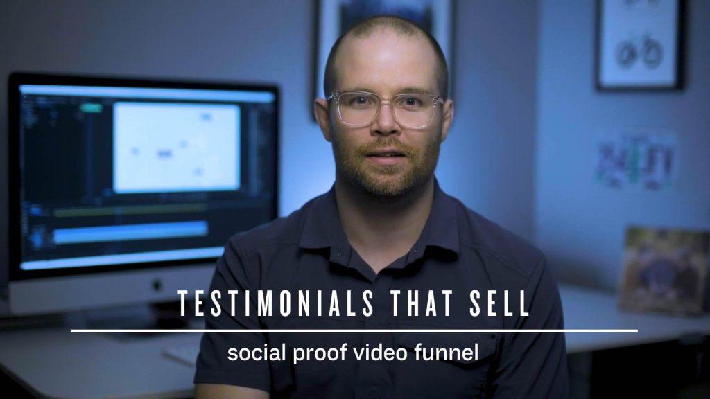 Testimonial-Video marketing