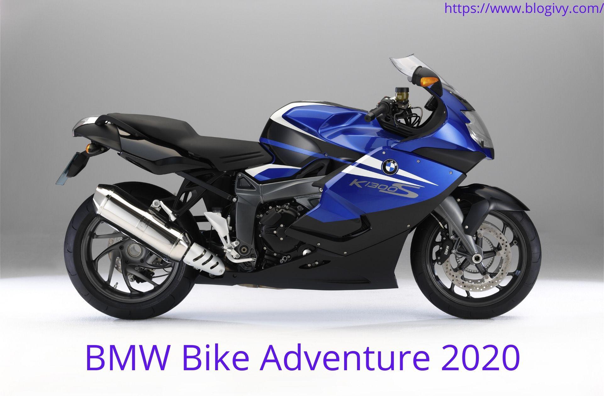 BMW Bike Adventure 2020