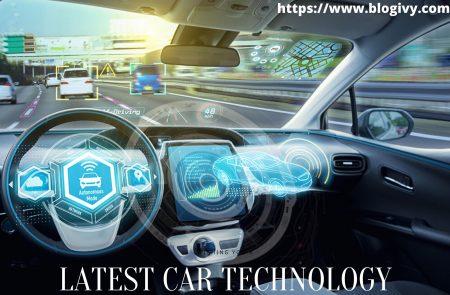 Latest Car Technology