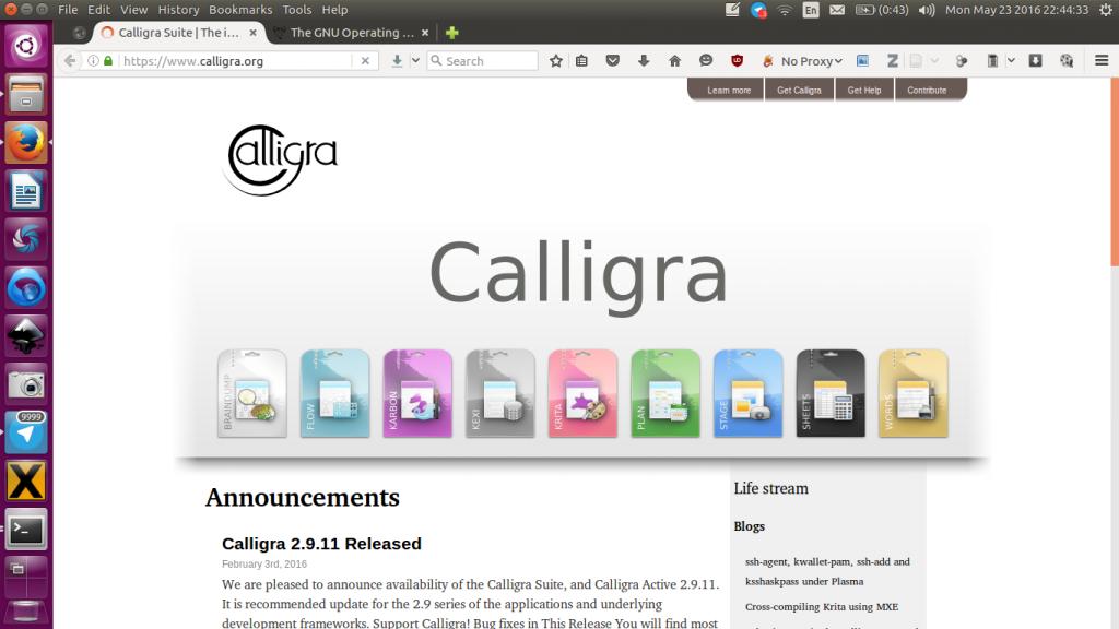 Calligra office