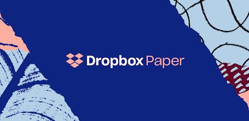 Drop Box Paper
