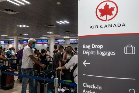 AirCanada post pandemic